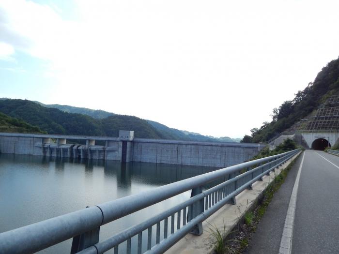 DSCN1042丹生川ダム