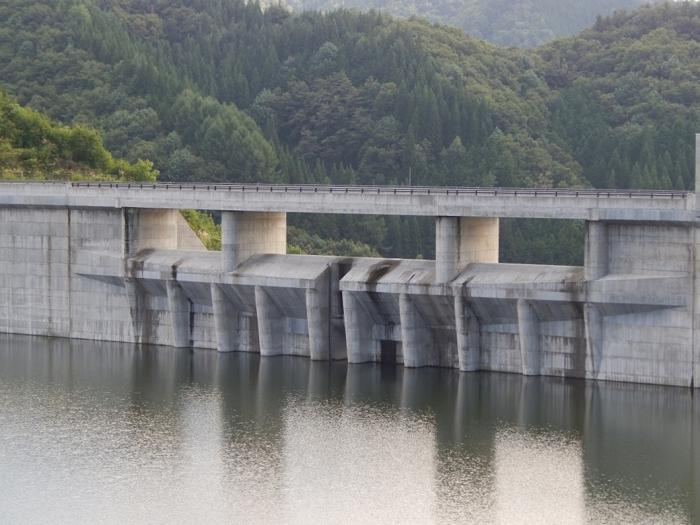 DSCN1044丹生川ダム