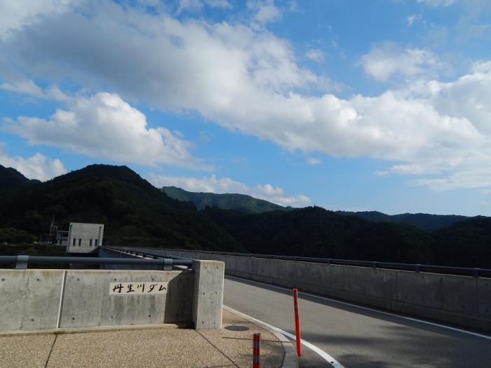 DSCN1046丹生川ダム
