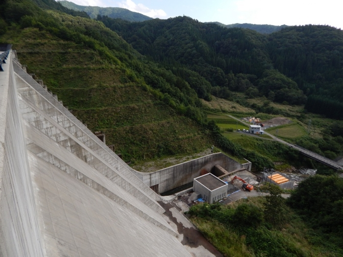 DSCN1048丹生川ダム