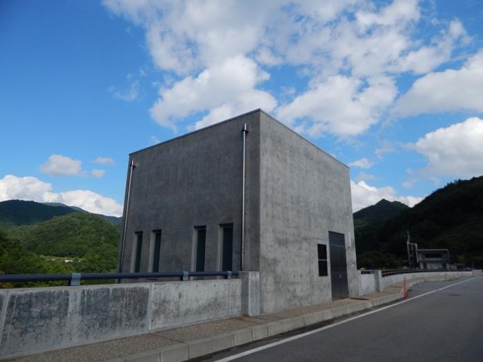 DSCN1051丹生川ダム