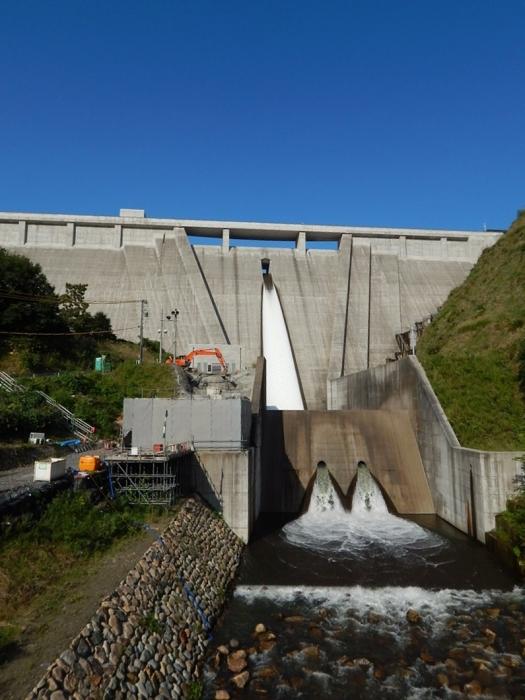 DSCN1069丹生川ダム