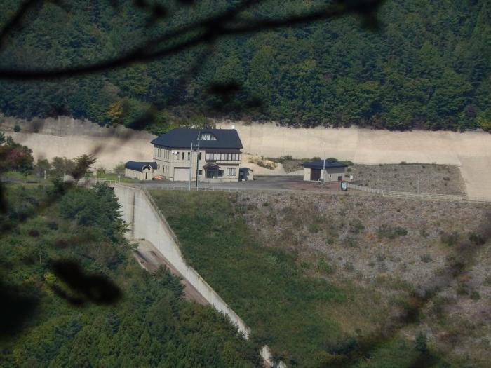 DSCN1133二庄内ダム