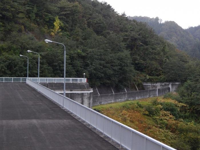 DSCN1175二の倉ダム