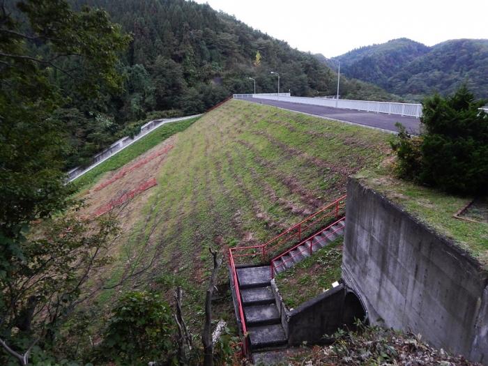 DSCN1174二の倉ダム