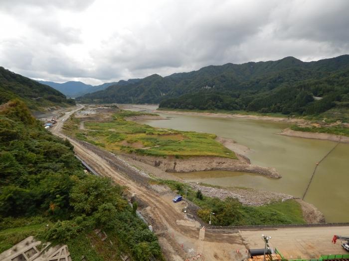 DSCN1333津軽ダム