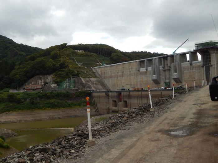 DSCN1395目屋ダム