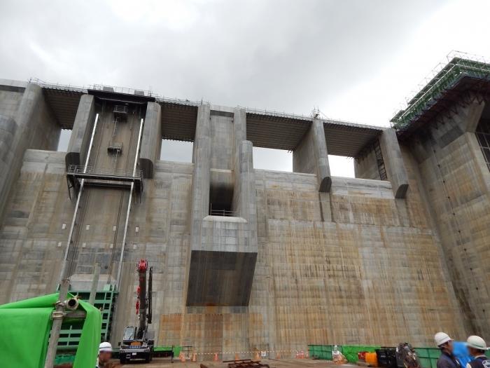 DSCN1350津軽ダム - コピー
