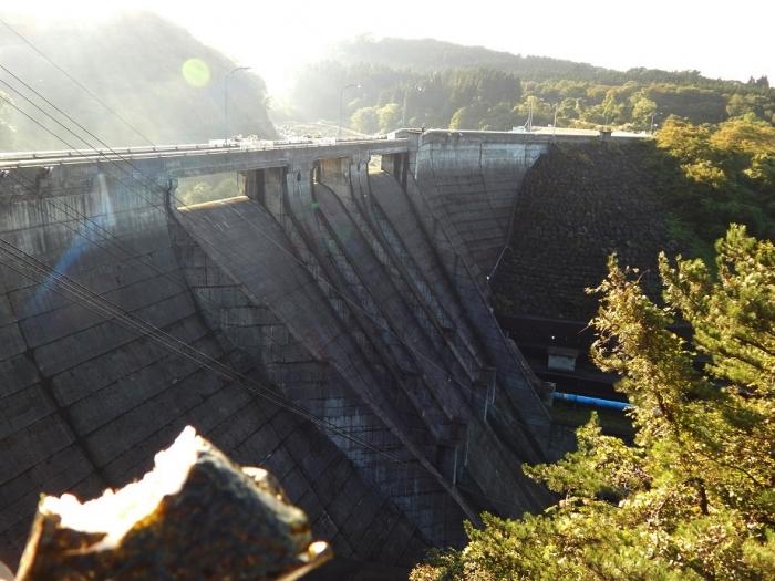 DSCN1462月光川ダム