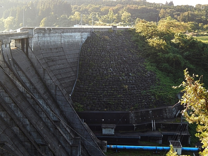 DSCN1468月光川ダム