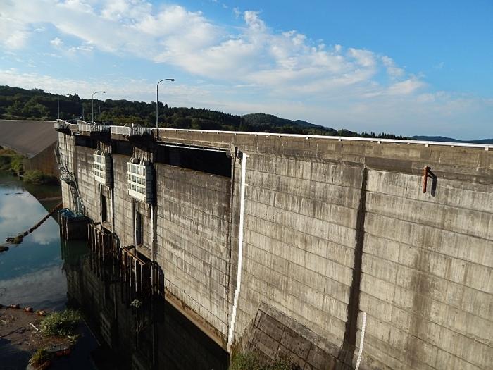 DSCN1477月光川ダム