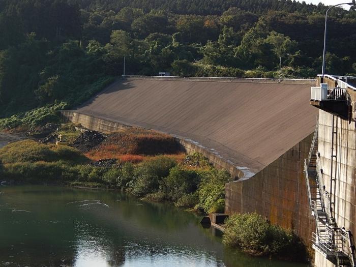 DSCN1480月光川ダム