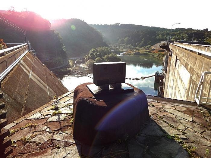 DSCN1476月光川ダム