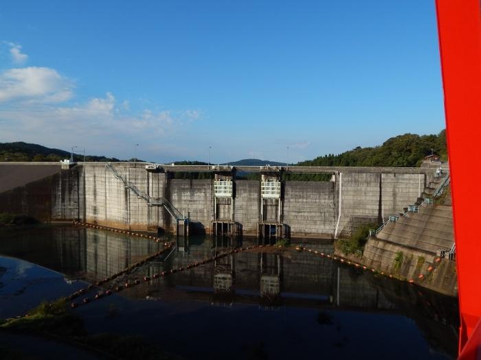 DSCN1488月光川ダム