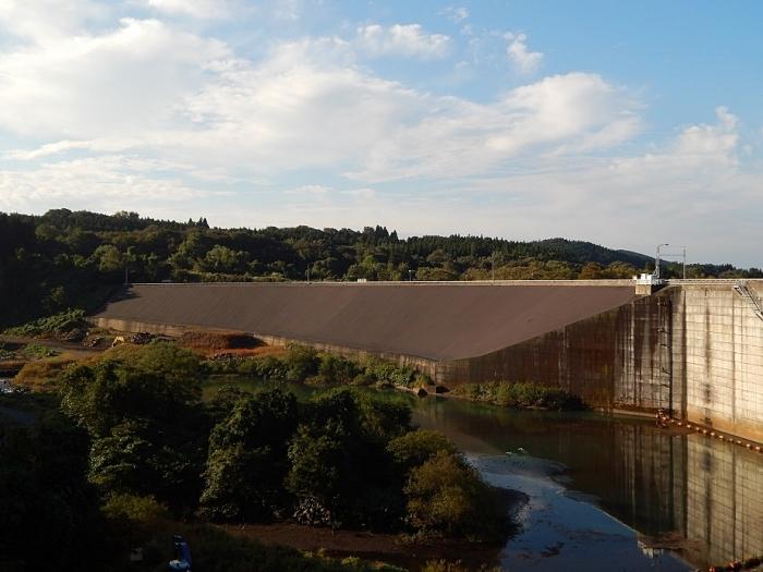 DSCN1489月光川ダム