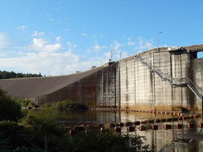 DSCN1498月光川ダム