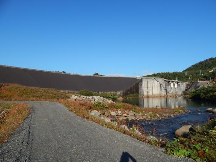 DSCN1503月光川ダム