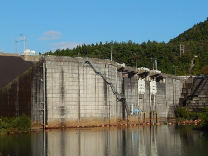 DSCN1505月光川ダム