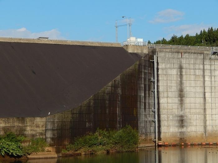 DSCN1506月光川ダム