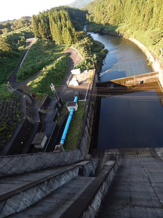 DSCN1520月光川ダム