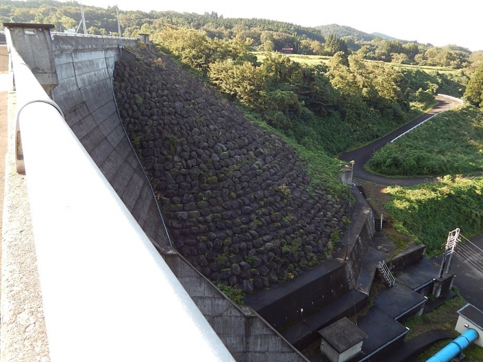 DSCN1523月光川ダム