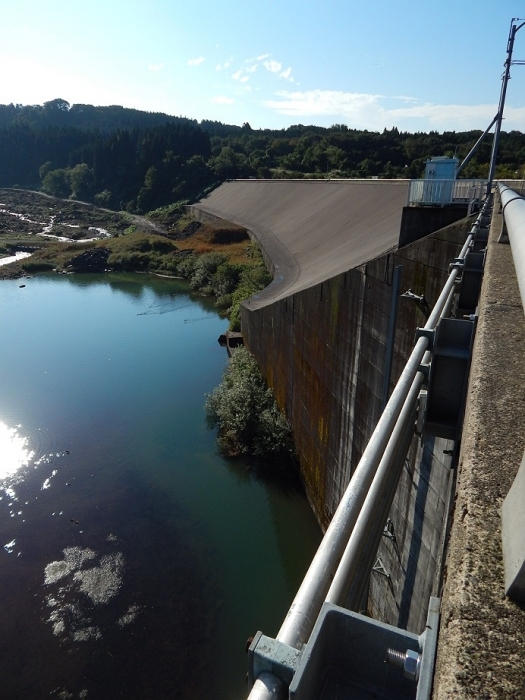 DSCN1531月光川ダム