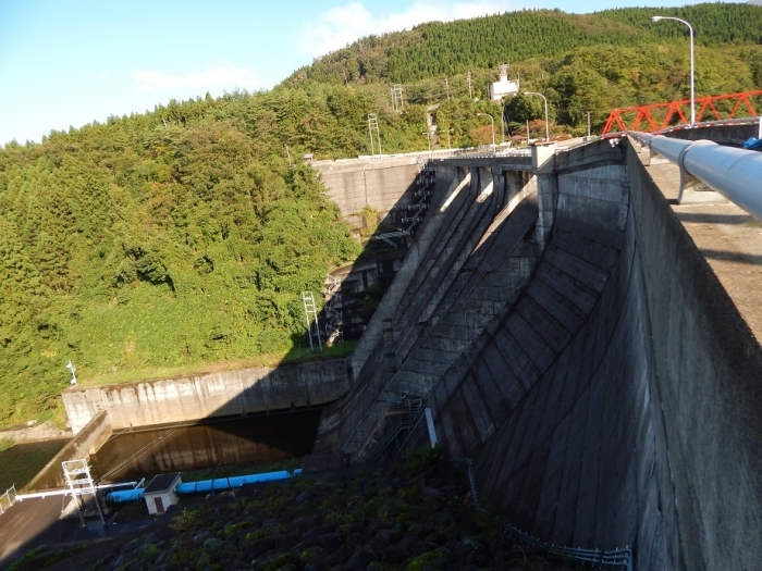 DSCN1533月光川ダム
