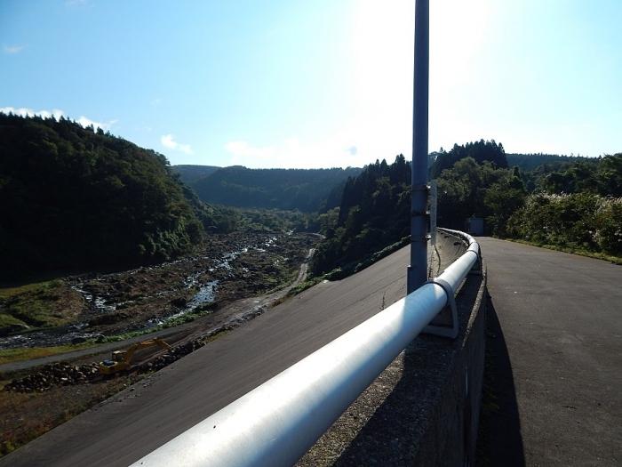 DSCN1543月光川ダム