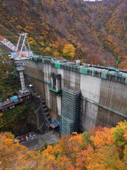 DSCN3352奥胎内ダム