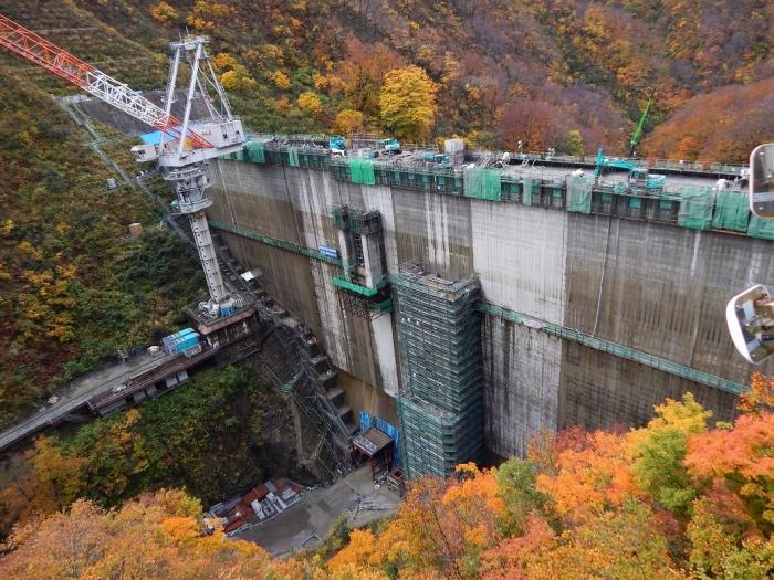DSCN3351奥胎内ダム