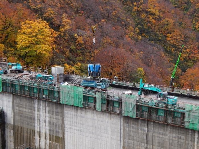 DSCN3359奥胎内ダム