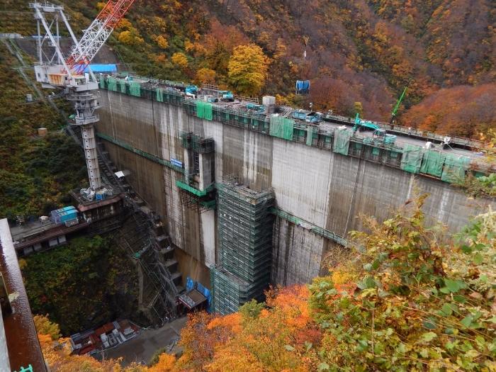 DSCN3360奥胎内ダム