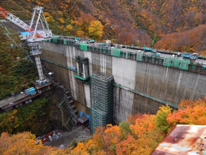 DSCN3363奥胎内ダム