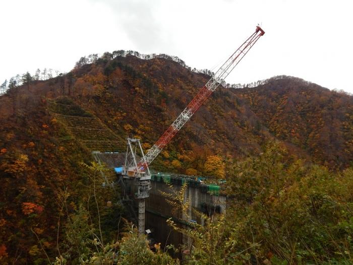 DSCN3372奥胎内ダム