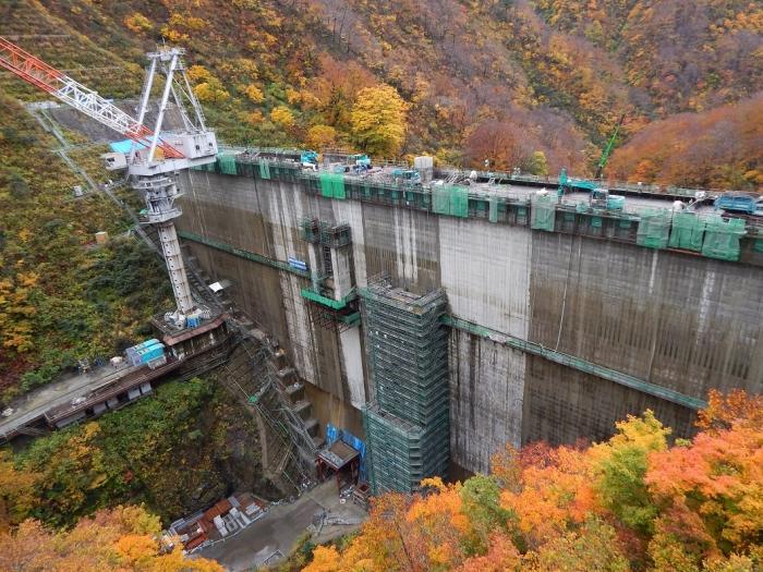 DSCN3381奥胎内ダム