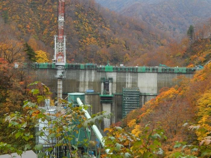 DSCN3403奥胎内ダム