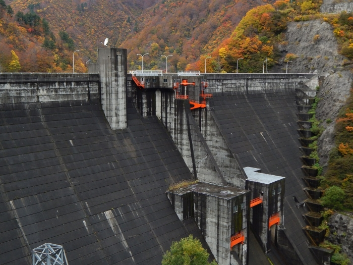 DSCN3412胎内川ダム