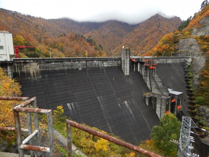 DSCN3414胎内川ダム