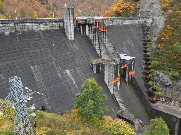 DSCN3417胎内川ダム