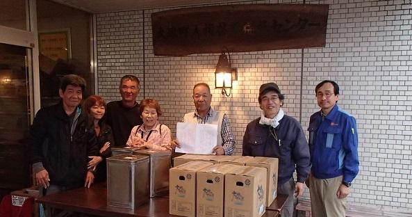 溝口氏熊本地震支援
