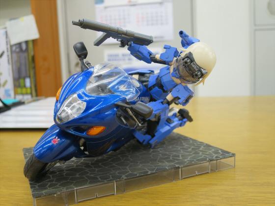 隼とFAG轟雷ちゃん02