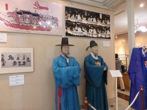 朝鮮通信使服装