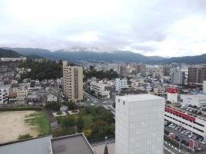ホテルからの眺望1
