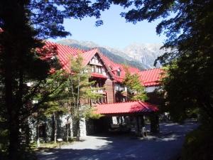 上高地帝国ホテル