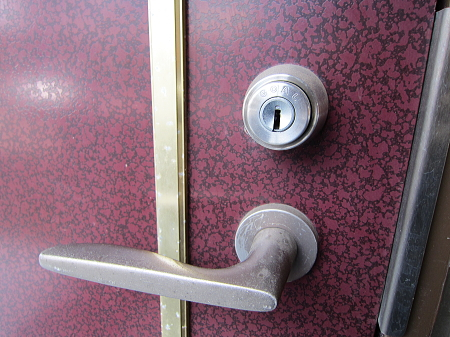ご入居時の鍵交換