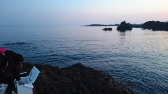 2016.6.11 二等島から北向