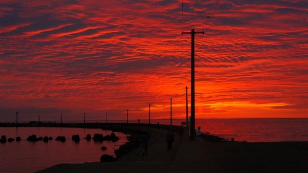 sunset at mikuni 02 resize