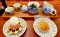 お茶とデザート1