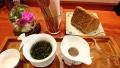 シフォンとお茶