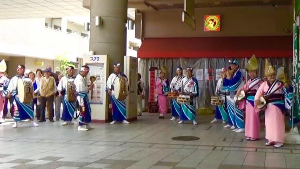 神戸楠公連 新長田下町フェスタ